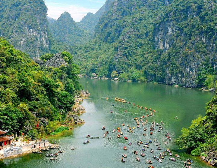 Ha Noi Mua Roi Nuoc–bai Đinh Trang An Ha Long Yen Tu Ha Noi 4 Ngay 3 Dem Relaxtravel