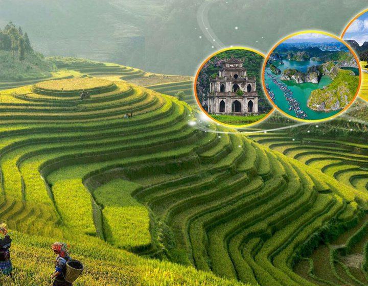 Ha Noi Mua Roi Nuoc–ninh Binh Ha Long Yen Tu Chua Huong 5 Ngay 4 Dem Relaxtravel