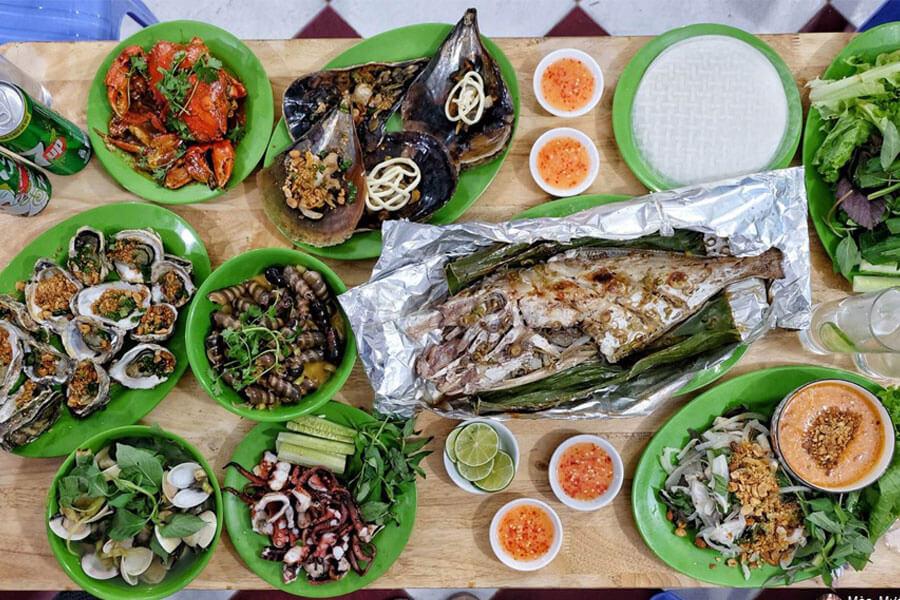 Dac San Nha Trang Co Gi
