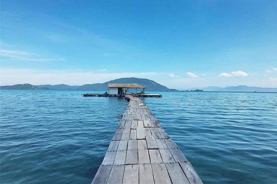 Ngo Ngang Voi Net Dep Cua Nha Trang